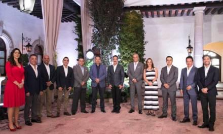 Anuncia Omar Fayad 7 inversiones más por 2 mil mdp