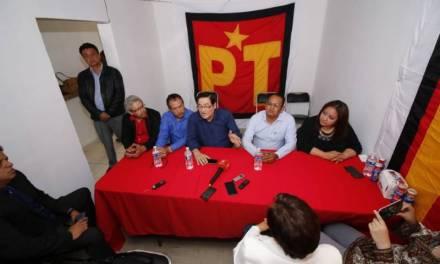 Partido del Trabajo en Hidalgo alcanza 33 mil afiliados