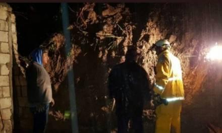 7 muertos por deslave en Puebla: 3 menores