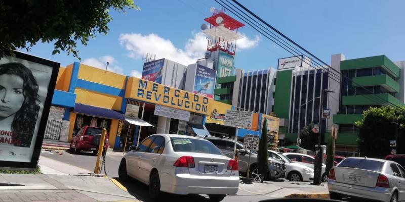Remodelación del Mercado Revolución costará 3.6 millones de pesos