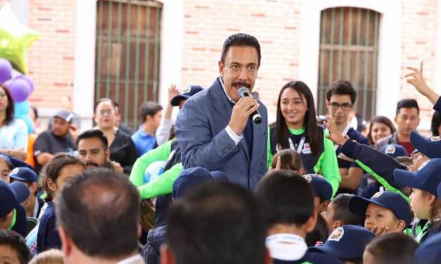 Inicia Curso de Verano para hijos de trabajadores del gobierno estatal