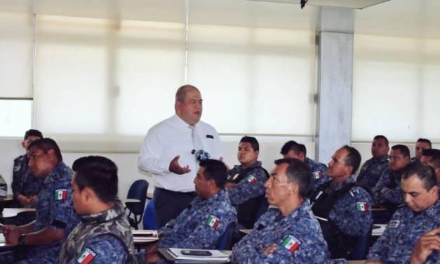 Agentes de la SSPH se capacitan en Identificación Vehicular