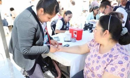 Hidalgo alcanza segundo lugar nacional en calidad de la atención de pacientes con diabetes