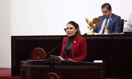 Propone Mayka Ortega eliminar ISR a pensiones de adultos mayores