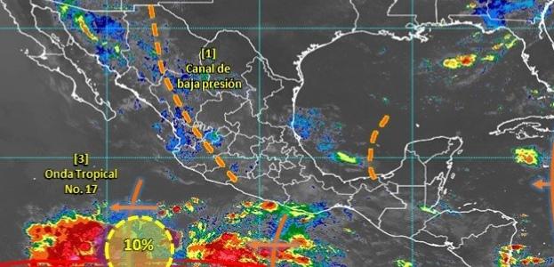 En Hidalgo habrá ambiente cálido con probabilidad de lluvias vespertinas