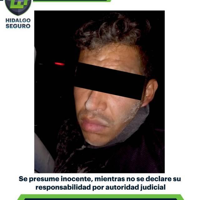 Asegura SSPH a hombre por presunto asalto de autobús en Progreso