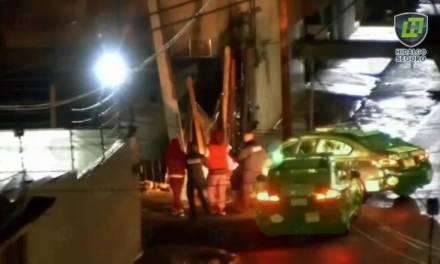 Dos detenidos por presunto robo en comercio de Pachuca