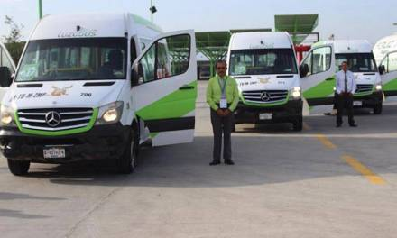 SEMOT recupera tres unidades de Tuzobús y las destina a mejorar el servicio