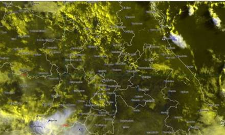 Continuarán vientos vespertinos con potencial de lluvias