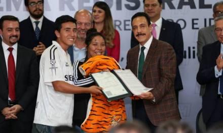Arranca en Hidalgo Nuevo Sistema Nacional de Registro