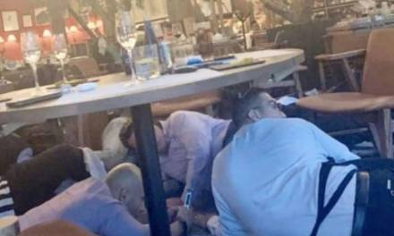 Hombres asesinados en Plaza Artz eran israelíes