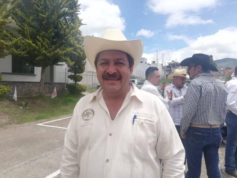 Hay recorte federal de 152 mdp para el campo de Hidalgo: CNC