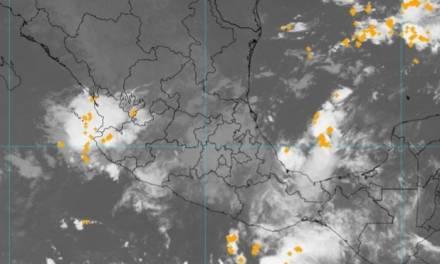 Se mantienen condiciones para desarrollo de lluvias