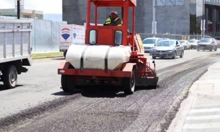 Inicia SOPOT jornada de conservación carretera en Zona Metropolitana de Pachuca