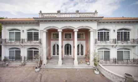 Subastarán casa de Zhenli Ye Gon en 95 millones de pesos