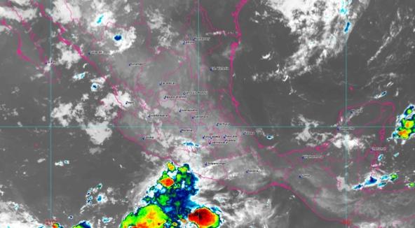 Predomina ambiente templado y ventoso en Hidalgo