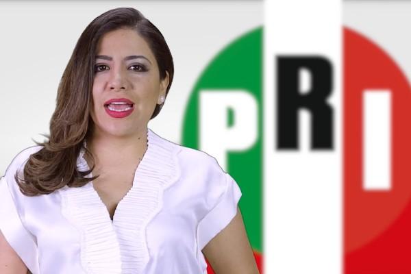 Denuncia piso disparejo candidata a dirigencia nacional del PRI