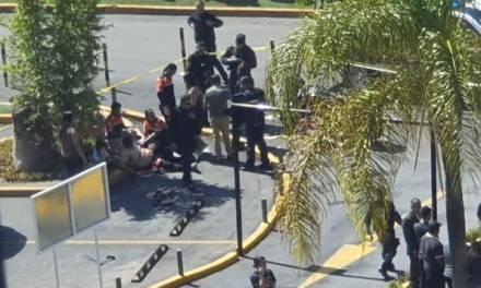 Se registra balacera en centro comercial de Zapopan, hay dos muertos