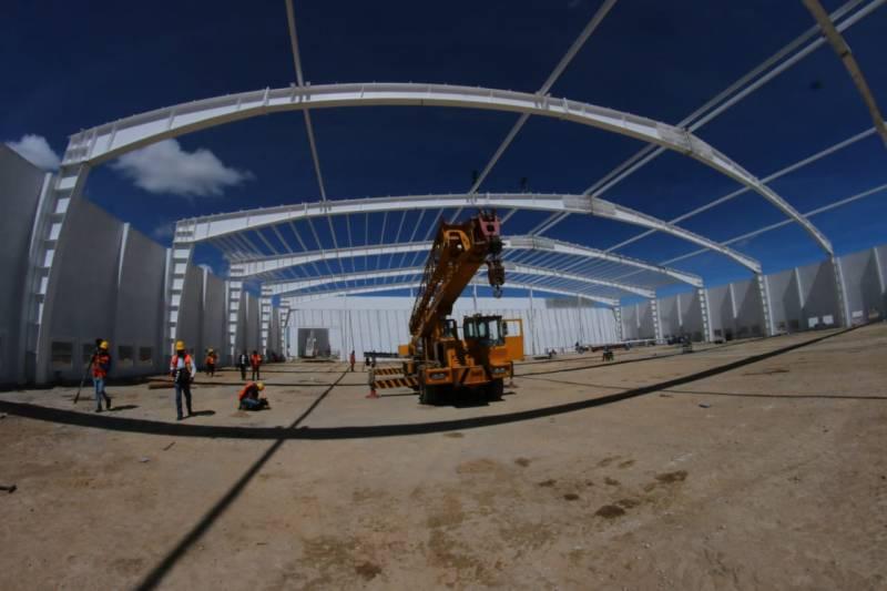 Industria de la construcción lleva 8 meses estancada por falta de obras federales