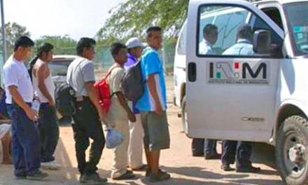 Identifica INM dos casos de tráfico de migrantes en Hidalgo