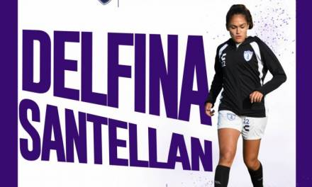 Delfina Santellan, sexto refuerzo de las Tuzas del Pachuca
