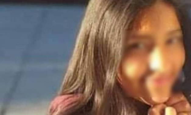 Muere adolescente de 13 años por bala perdida