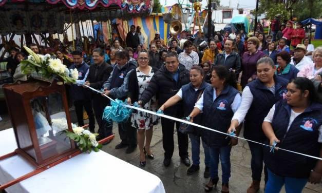 Seguridad Pública y PC Tolcayuca implementan operativo por fiestas patronales