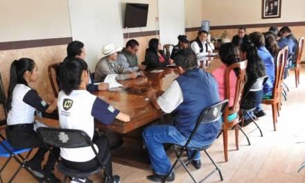 SSPH capacita a delegados comunitarios de Tolcayuca y Zapotlán
