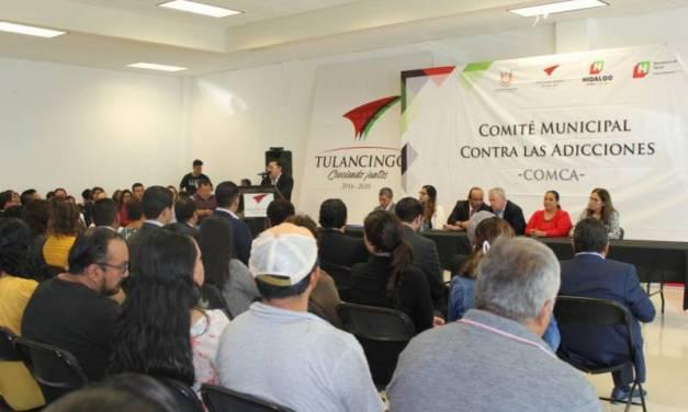 Regidores de Tulancingo se suman al COMCA