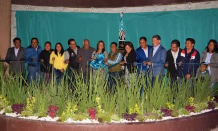 Inauguran acceso al municipio de San Salvador