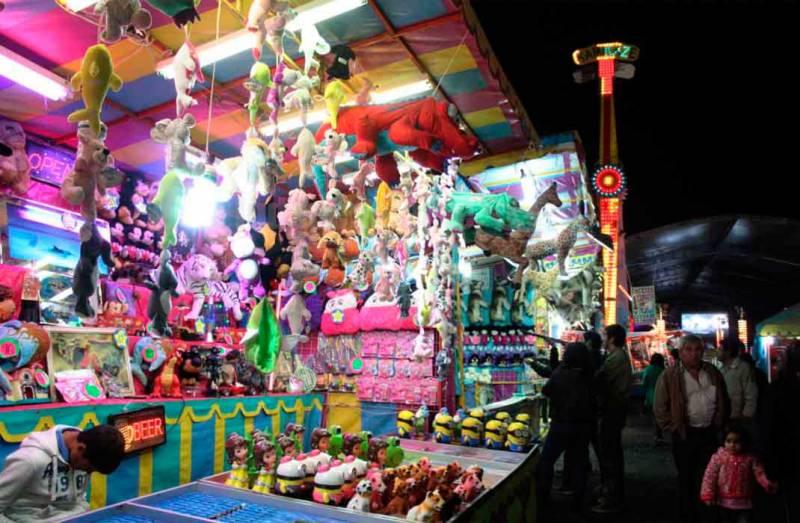 Comerciantes denuncian cobros excesivos en la Expo Feria Ixmiquilpan 2019