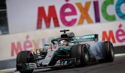 Fórmula 1 seguirá realizándose en México