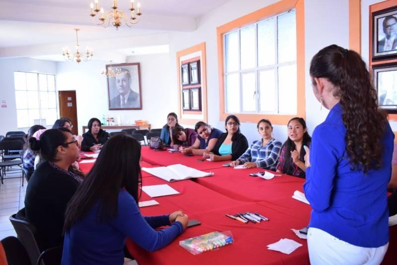 Realizan Foro de Consulta en perspectiva de género y derechos humanos en Santiago Tulantepec