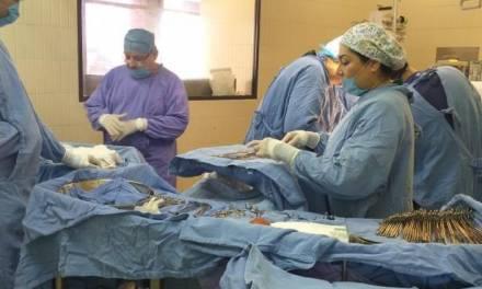 Empleado de limpieza del IMSS donó sus órganos y salva a seis personas