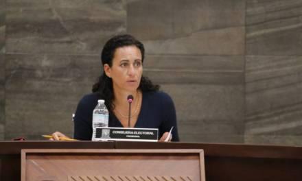 Con datos, presidenta del IEEH respaldará permanencia de oples