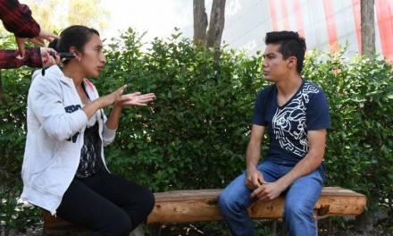 Juan Valentín es un estudiante sordo, para quien la UPP genera estrategias de inclusión