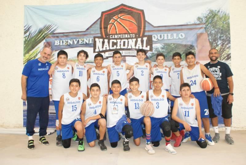 Hidalgo concluyó en quinto lugar nacional Pasarela Varonil