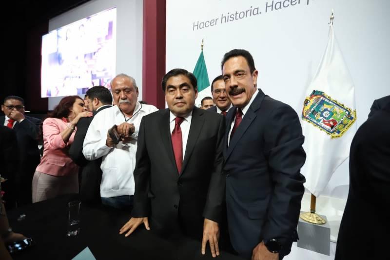 El gobierno de Barbosa será un parteaguas en Puebla: Omar Fayad