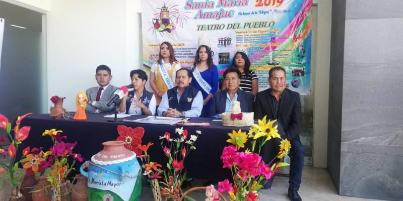 Celebrarán con extracción de agua de manantial 300 años de tradición en Valle de Amajac