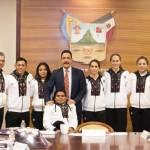 Reconoce Fayad a deportistas que participaron en Panamericanos