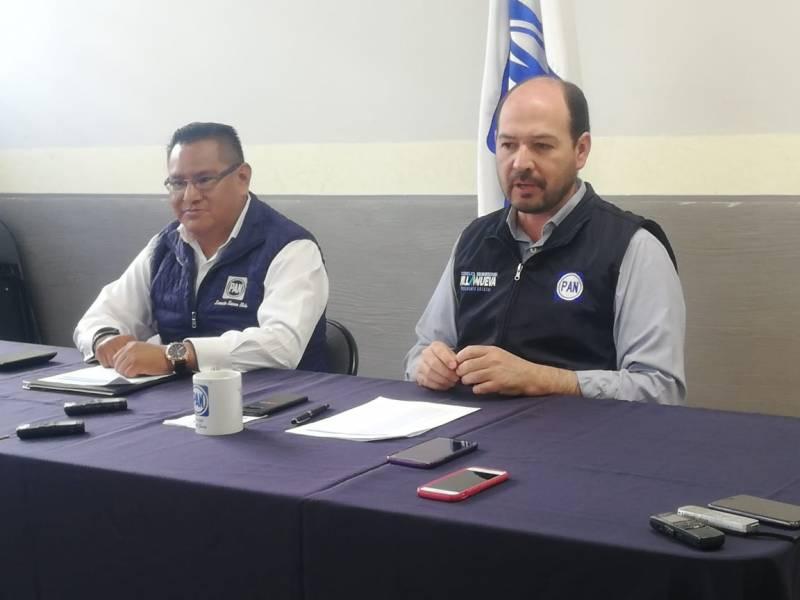 PAN rechaza aliarse con PRI y Morena