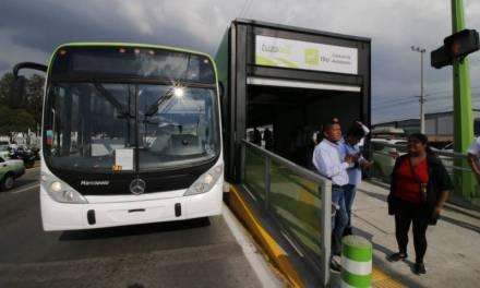 Acondicionan unidades para estación central de autobuses