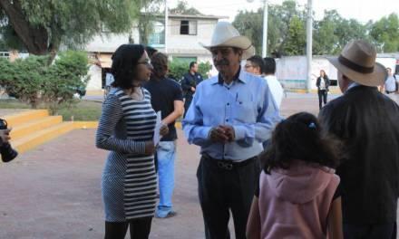 Diputada Susana Ángeles realiza 15 informes en el Distrito XVI