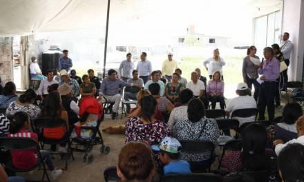 Colonias vulnerables de Tizayuca requieren un trabajo continuo de las autoridades municipales