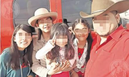 Matan a 3 niñas con armas de grueso calibre