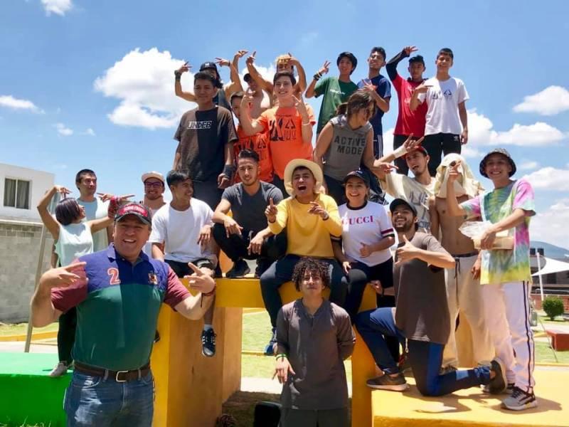 Inauguran Parque Bicentenario en Tepeapulco