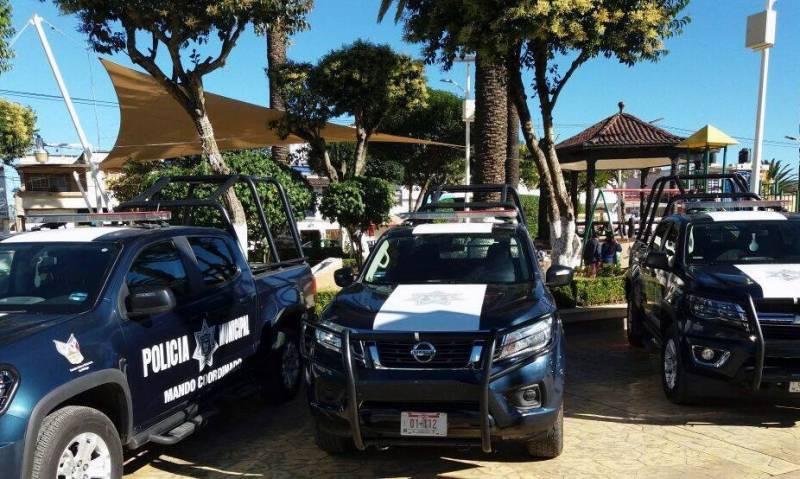 Piden mayor seguridad en Santiago Tulantepec