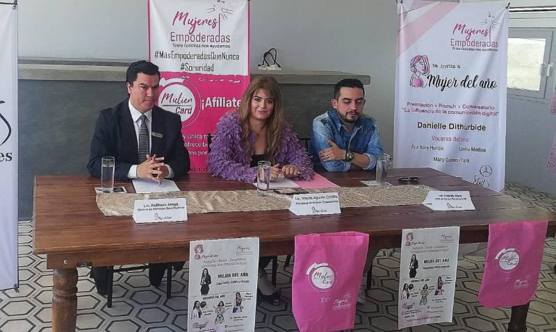 Organizan conversatorio «Mujeres Empoderadas» para promover redes de apoyo