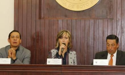 Tellería espera que la SCJN resuelva la controversia contra SOPOT