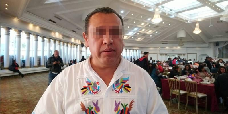 Alcalde de Tenango fue detenido por chocar ebrio y darse a la fuga